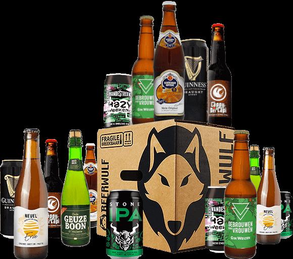 Meedrinken met seizoen 1? Koop dan deze bieren!